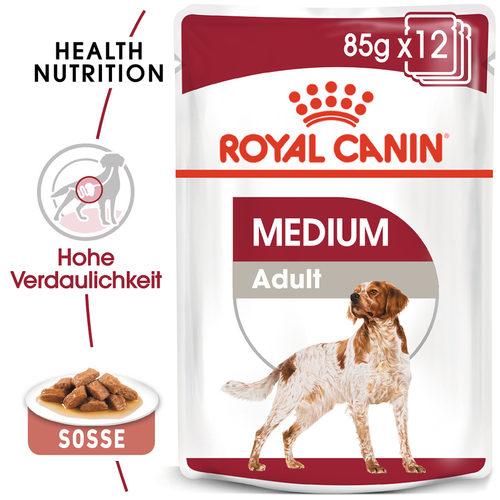 Royal Canin Medium Adult Wet - Hundefutter