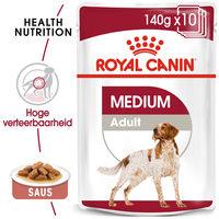 Royal Canin Medium Adult Wet - Hondenvoer