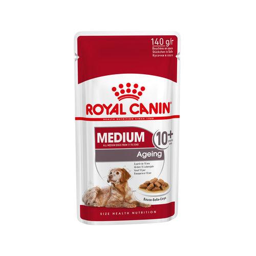 Royal Canin Medium Ageing 10+ Wet - Hondenvoer