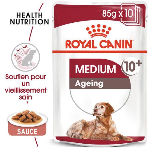Royal Canin Medium Ageing 10+ Wet