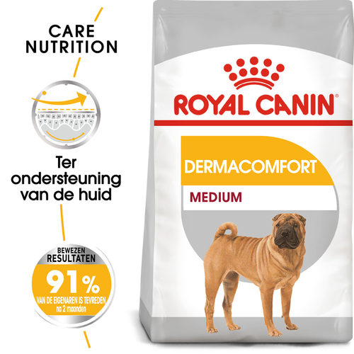 Royal Canin Medium Dermacomfort - Hondenvoer