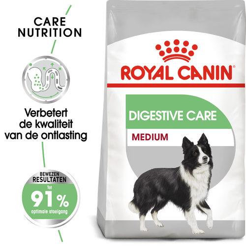 Royal Canin Medium Digestive Care - Hondenvoer