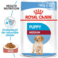 Royal Canin Medium Puppy Wet