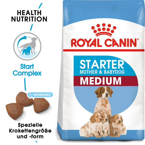 Royal Canin Medium Starter Mother & Babydog - Hundefutter