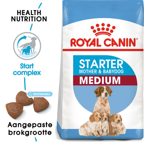 Royal Canin Medium Starter Mother & Babydog - Hondenvoer