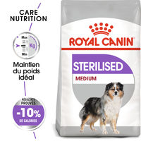 Royal Canin Medium Sterilised - Alimentation pour Chiens