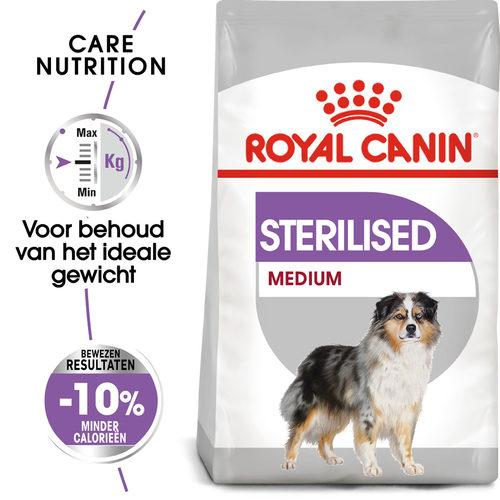 Royal Canin Medium Sterilised - Hondenvoer