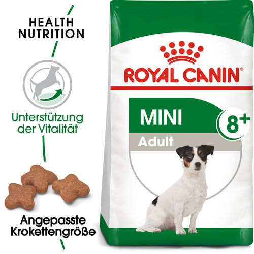 Royal Canin Mini Adult 8+ - Hundefutter