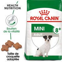 Royal Canin Mini Adult 8+ - Alimentation pour Chiens