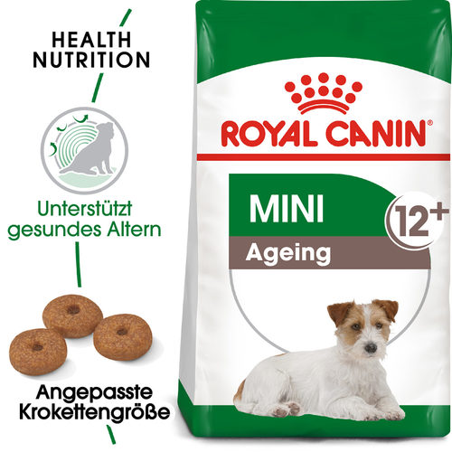 Royal Canin Mini Ageing 12+ - Hundefutter