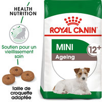 Royal Canin Mini Ageing 12+ - Alimentation pour Chiens