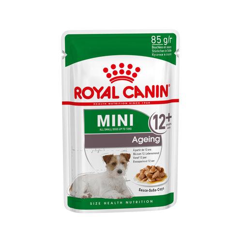 Royal Canin Mini Ageing 12+ Wet - Hondenvoer