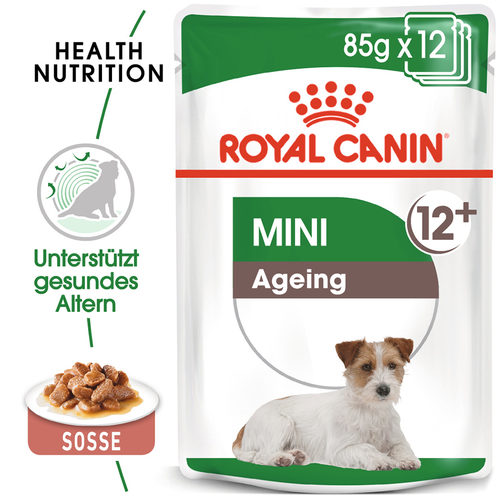 Royal Canin Mini Ageing 12+ Wet - Hundefutter
