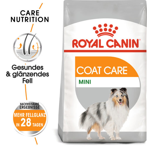 Royal Canin Mini Coat Care - Hundefutter