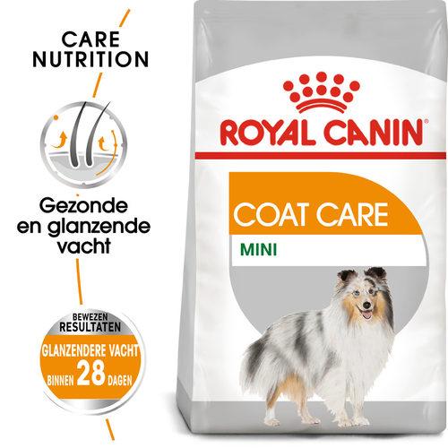 Royal Canin Mini Coat Care - Hondenvoer