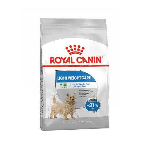 Royal Canin Mini Light Weight Care - Hundefutter