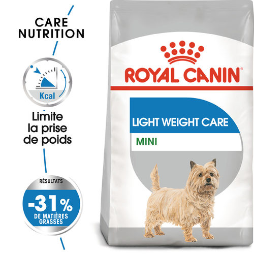 Royal Canin Mini Light Weight Care - Alimentation pour Chiens
