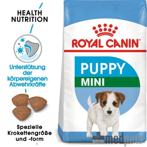 royal canin puppy mini hundefutter bestellen. Black Bedroom Furniture Sets. Home Design Ideas
