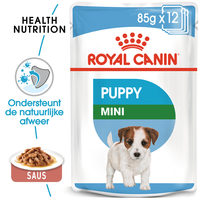 Royal Canin Mini Puppy Wet - Hondenvoer