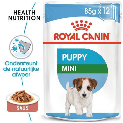 Royal Canin Mini Puppy Wet - Hondenvoer