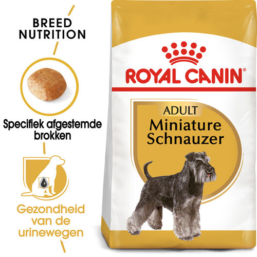 Royal Canin Mini Schnauzer Adult - Hondenvoer