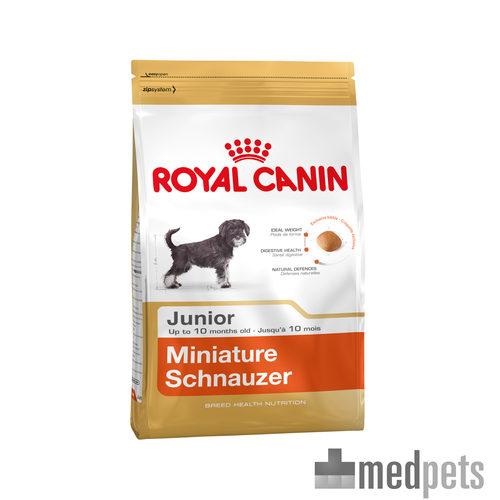 royal canin mini schnauzer junior hond bestel. Black Bedroom Furniture Sets. Home Design Ideas