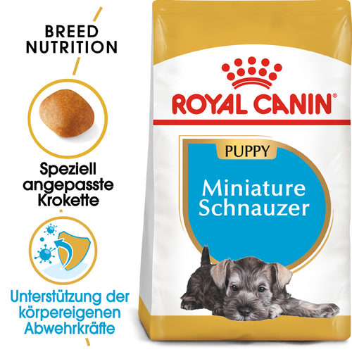 Royal Canin Mini Schnauzer Puppy - Hundefutter