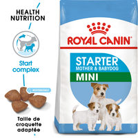 Royal Canin Mini Starter Mother & Babydog - Alimentation pour Chiens