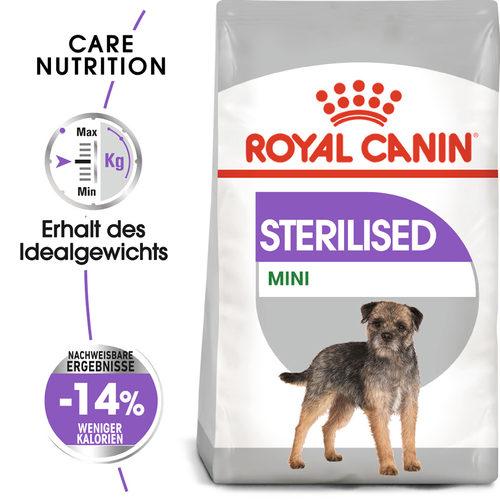 Royal Canin Mini Sterilised - Hundefutter