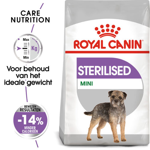 Royal Canin Mini Sterilised - Hondenvoer