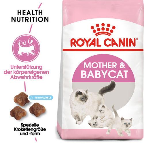 Royal Canin Mother & Babycat - Katzenfutter