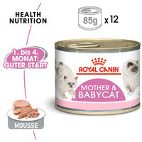 Royal Canin Mother & Babycat Ultra Soft Mousse - Katzenfutter