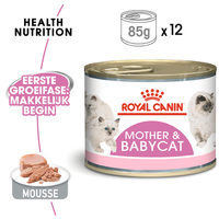 Royal Canin Mother & Babycat Mousse - Kattenvoer