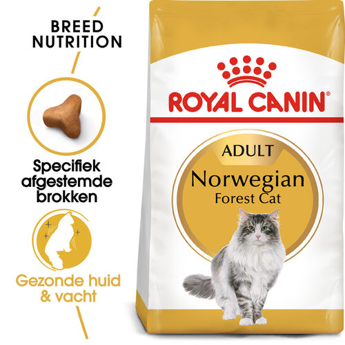 Royal Canin Norwegian Forest Cat Adult - Kattenvoer