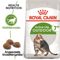 Royal Canin Outdoor 7+ - Katzenfutter