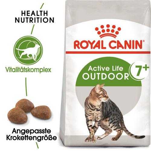 Royal Canin Outdoor 7+ - Katzenfutter