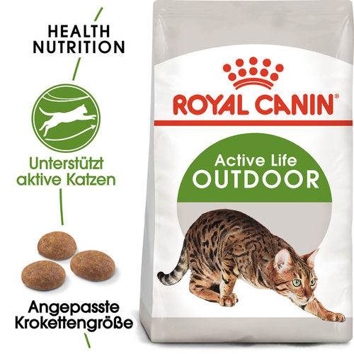 Royal Canin Outdoor - Katzenfutter