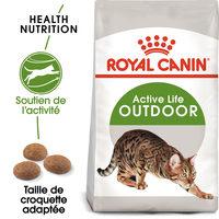 Royal Canin Outdoor - Alimentation pour Chats d'extérieur