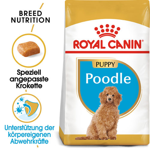 Royal Canin Poodle Puppy - Hundefutter