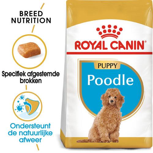 Royal Canin Poodle Puppy - Hondenvoer