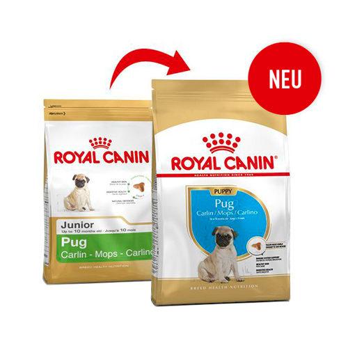 Royal Canin Pug Junior - Hundefutter
