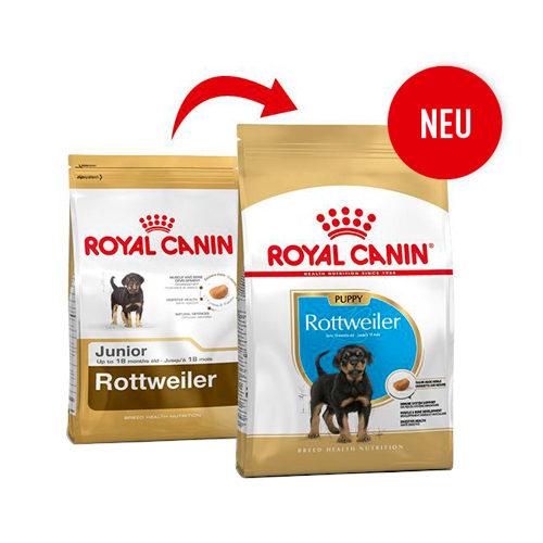 Royal Canin Rottweiler Junior - Hundefutter