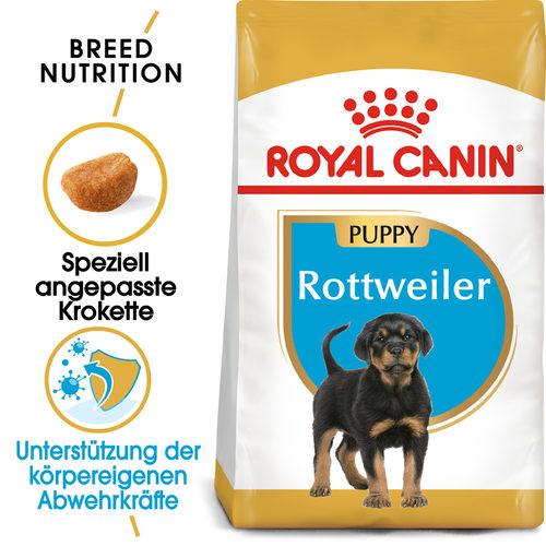 Royal Canin Rottweiler Puppy - Hundefutter