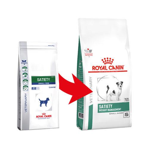 Royal Canin Satiety kleiner Hund