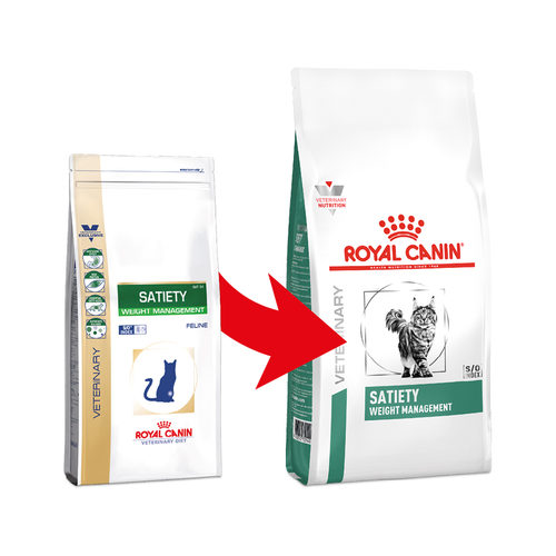Royal Canin Satiety Weight Management Kat
