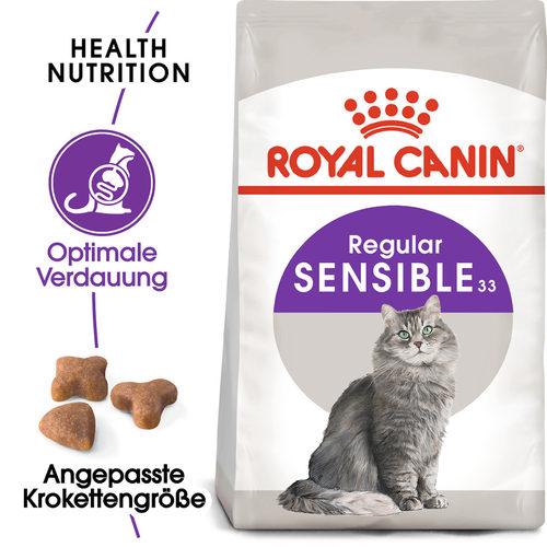 Royal Canin Sensible 33 - Katzenfutter