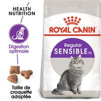 Royal Canin Sensible 33 - Alimentation pour Chats