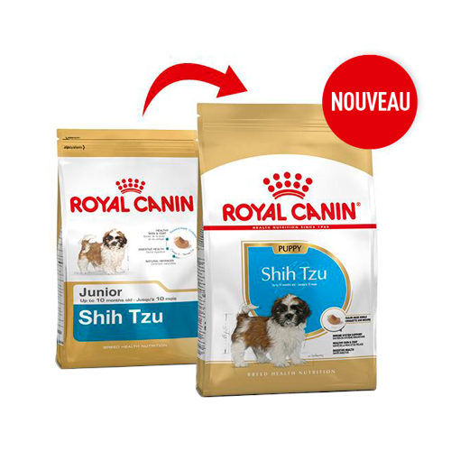 Royal Canin Shih Tzu Junior - Alimentation pour Chiens
