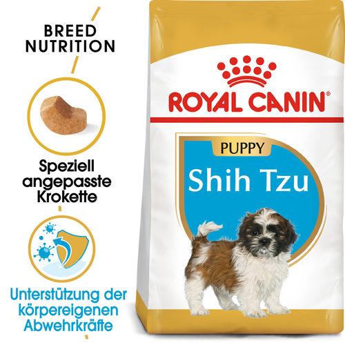 Royal Canin Shih Tzu Puppy - Hundefutter