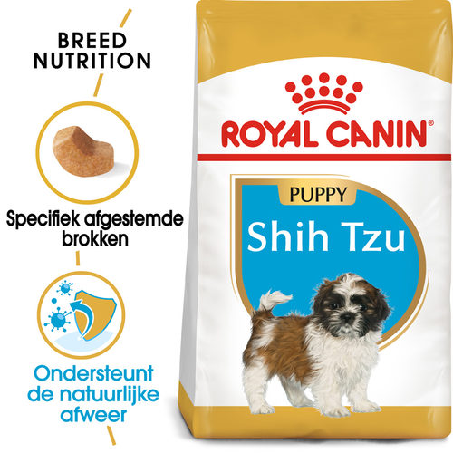 Royal Canin Shih Tzu Puppy - Hondenvoer
